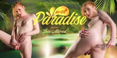 Wet Paradise — 3D