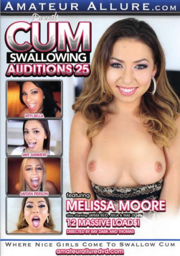 Cum Swallowing Auditions 25 (2016)