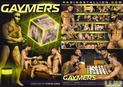 Raging Stallion Studios – Gaymers HD (2017)