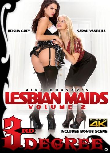 Lesbian Maids vol 2 (2017)
