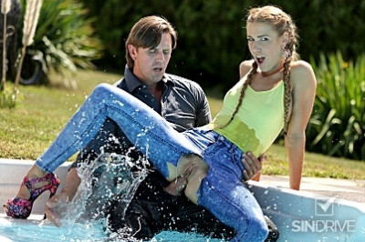 Get It Rough and Wet! The High Life Edition: Bangin' A Cutie Babe In The Pool FullHD 1080p