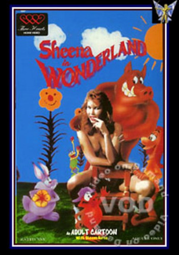 Sheena In Wonderland