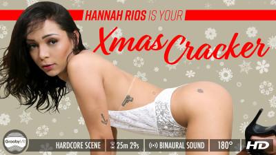 Description Hanna Rios - Xmas Cracker 3D