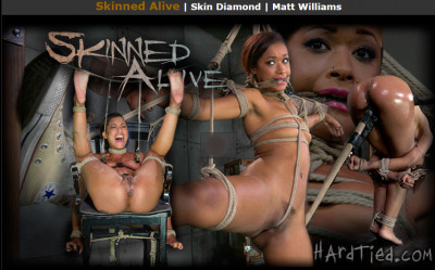 tight fuck work gets (Hardtied - Jul 16, 2014 - Skinned Alive)!
