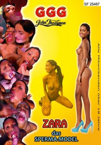 Zara Das Sperma-Model