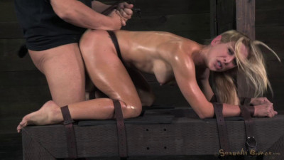 Cherie DeVille completely destroyed through master, HD 720p