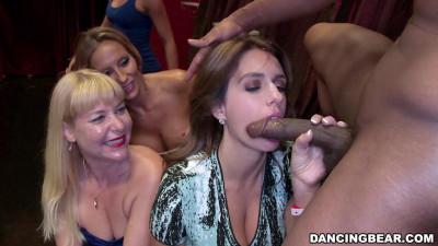 Horny Women Go Crazy For The Dicks