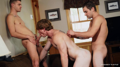 Johnny Rapid – Kyle Connors, Tom Bentley and Johnny Rapid