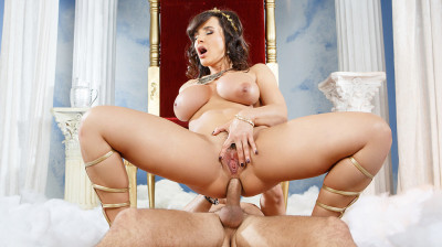 The Goddess of Big Dick – Divine Anal!