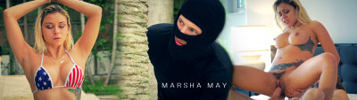 Teen Creeper  – Marsha May Slut Shaming Shower