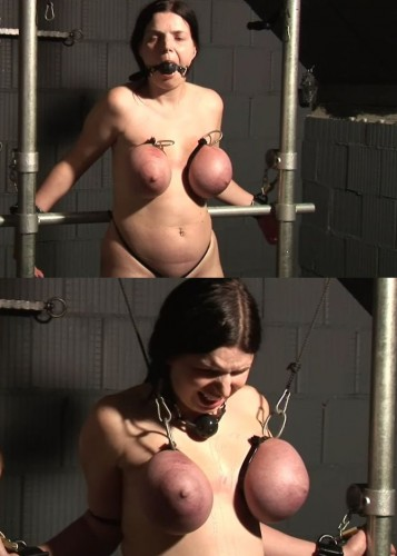 Breast In Pain - Breast Tortured By Electricity