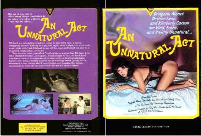 Description An Unnatural Act (1984) - Bridgette Monet, Desiree Lane, Kimberly Carson