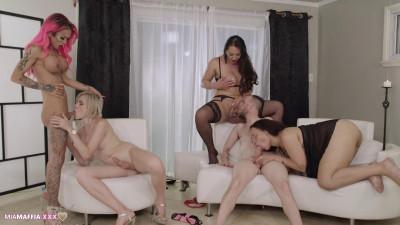 Fucking four Girls