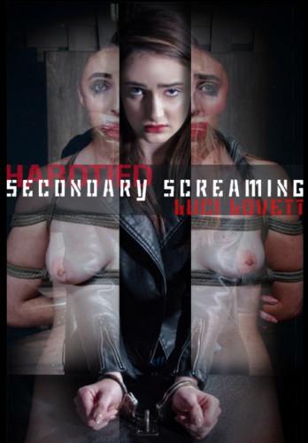 Description Secondary Screaming - Luci Lovett