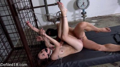Cell under size - Elle Rose - HD 720p