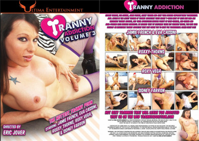 Tranny Addiction vol 3