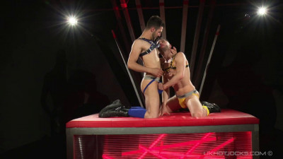 UK Hot Jocks - Hole Raider Nathan Raider & Johny Cruz 720p