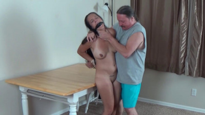 Lexi Tied And Fucked By Her Pool Guy!