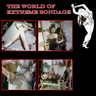 The world of extreme bondage 240