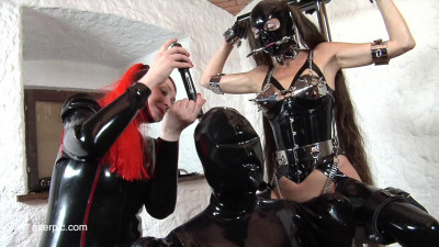 Three's Company – 2 of 2 – Anna Rose, Tia Angelique and Mrs. Feendish