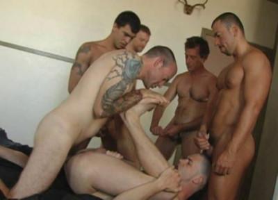 Crazy Birthday Orgy