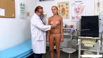 Eugenia (27 years girls gyno exam)