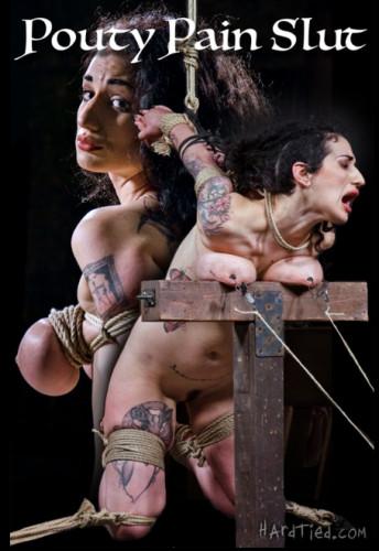 Pouty Pain Slut - Arabelle Raphael