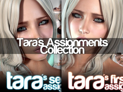 Tara's Assignments Collection (CG Image Set)