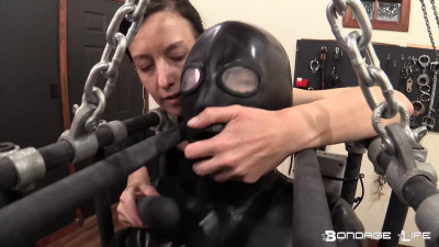 BondageLife - Greyhound in Rubber