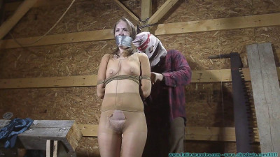 Rachel Rides the Pony After being Crotch Chained - Part 2