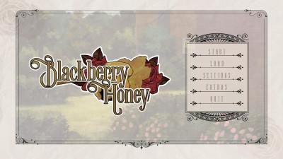 Description Blackberry Honey