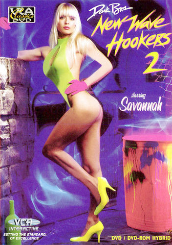 Description New Wave Hookers Vol. 2 (1990) - Amanda Stone, April Rayne, Savannah