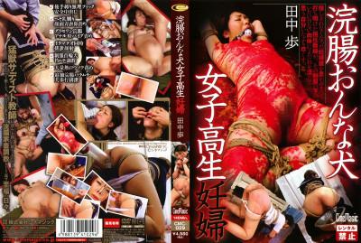 Description Tanaka pregnant woman walking enema school girls