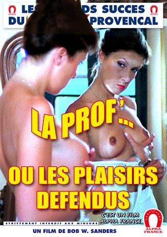 La Prof Ou Les Plaisirs Defendus (1981)