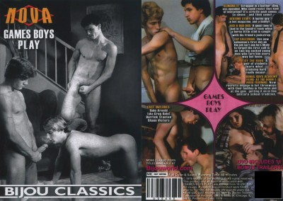 Nova Films – Games Boys Play (1982)