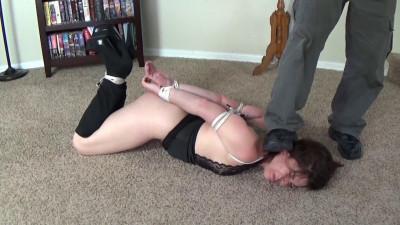 Brutalized Stripper