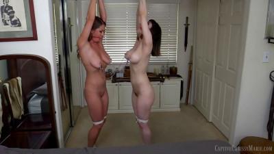 Chrissy Marie - Naked Captives