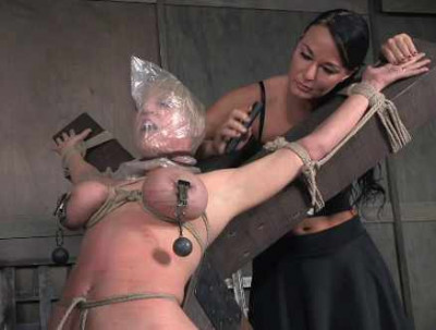 Hard BDSM Agony