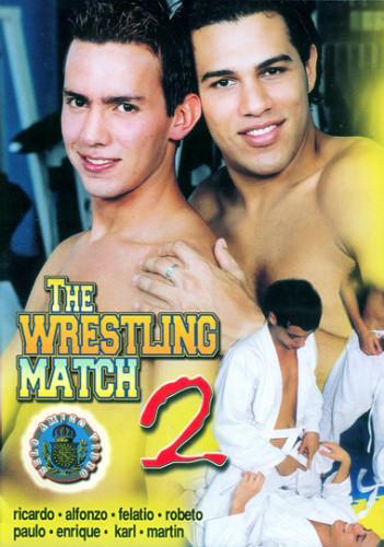 The Wrestling Match Vol. 2 - Alfonso, Enrique, Felatio
