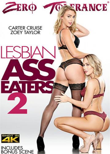 Lesbian Ass Eaters vol 2 (2018)