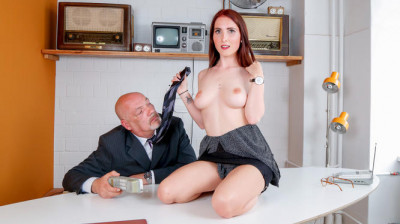 Lia Louise – Fuck your secretary at work day! (2018)