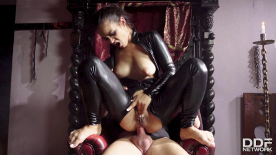 Ginebra Bellucci — Anal At The Monastery