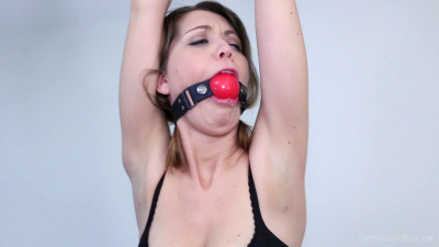 Tied Tiptoe Torture