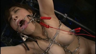 Woman Spy Torture Chamber