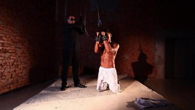 RusCapturedBoys - Prisoner Dmitriy - pt 1