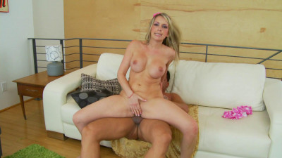 Description Fat cock deep into her sweet shaved pussy