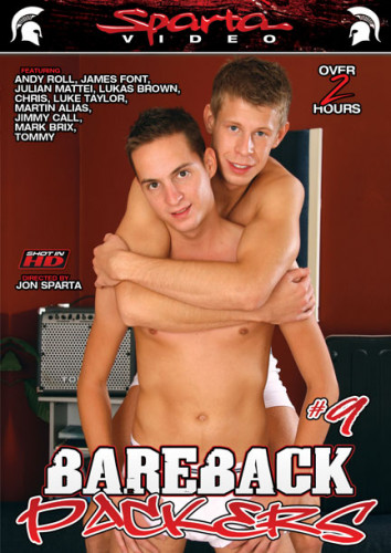 Bare Back Packers Vol.9