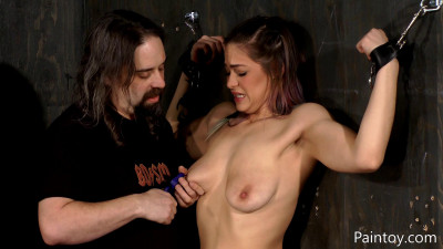 PainToy – Kiki Sweet – Kiki Comes Back For More Paintoy Fun