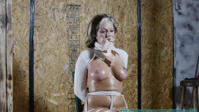 Courtney Begs for Bondage Gags and Punishment 2 part – Extreme, Bondage, Caning