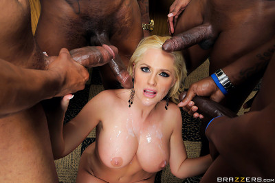 Milf Gives Them All A Sloppy Blowjob